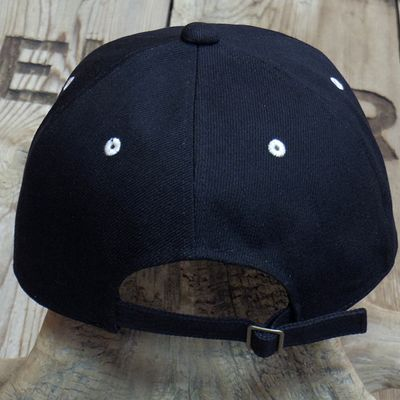画像4: FULLCOUNT -BLACK TWILL F BASEBALL CAP-