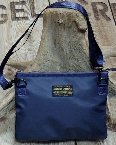 """画像4: Pherrow's """"19W-PMSB1-AFB"""" Shoulder Sacoche Bag"""