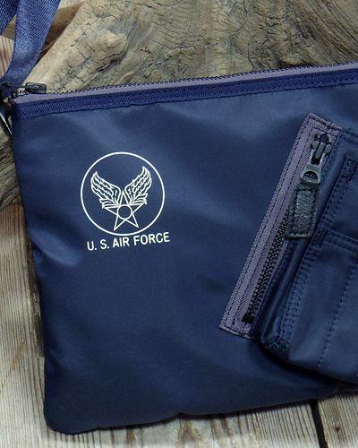 """画像2: Pherrow's """"19W-PMSB1-AFB"""" Shoulder Sacoche Bag"""