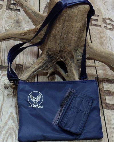 """画像5: Pherrow's """"19W-PMSB1-AFB"""" Shoulder Sacoche Bag"""