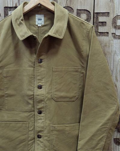 "画像1: FOB FACTORY ""FRENCH MOLESKIN JACKET"""