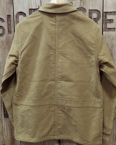 "画像5: FOB FACTORY ""FRENCH MOLESKIN JACKET"""