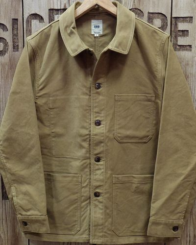 "画像2: FOB FACTORY ""FRENCH MOLESKIN JACKET"""