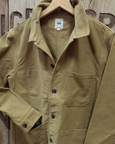 "画像3: FOB FACTORY ""FRENCH MOLESKIN JACKET"""