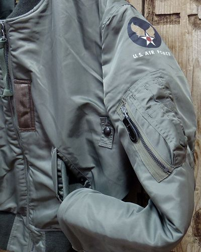 "画像4: BUZZ RICKSON'S ""TYPE MA-1"" LION UNIFORM INC."
