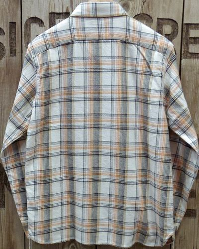 "画像5: Pherrow's ""19W-750WS-C"" Light Flannel"