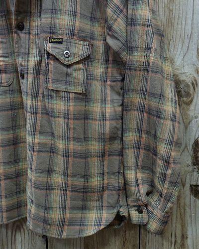 "画像3: Pherrow's ""19W-750WS-C"" Light Flannel"