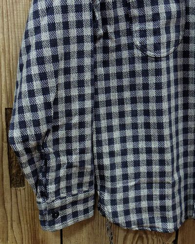 """画像3: Pherrow's """"19W-720WS"""" Heavy Flannel Shirts"""
