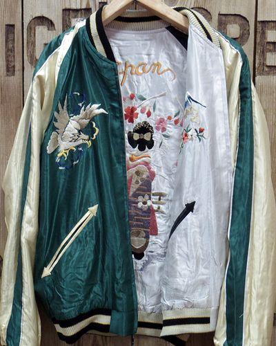 """画像4: TAILOR TOYO -Souvenir Jacket """"舞妓""""×""""WHITE EAGLE""""-"""