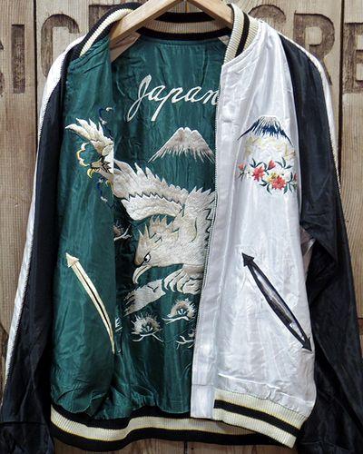 """画像3: TAILOR TOYO -Souvenir Jacket """"舞妓""""×""""WHITE EAGLE""""-"""