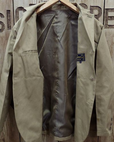 "画像4: Pherrow's ""19W-PWSC1"" MILITARY CLOTH SACK JACKET"