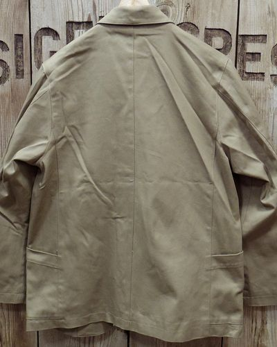 "画像5: Pherrow's ""19W-PWSC1"" MILITARY CLOTH SACK JACKET"