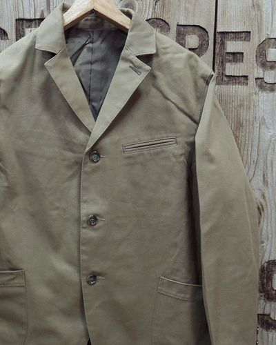 "画像1: Pherrow's ""19W-PWSC1"" MILITARY CLOTH SACK JACKET"