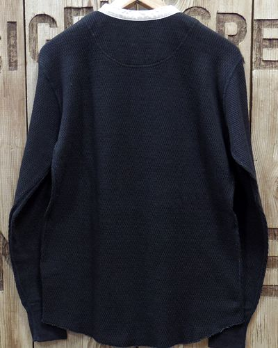 画像5: FULLCOUNT 5991 -THERMAL HENLEY NECK-