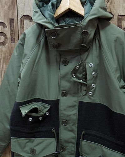 "画像3: Pherrow's ""19W-PSMP1"" Mountain Parka"