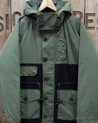 "画像2: Pherrow's ""19W-PSMP1"" Mountain Parka"