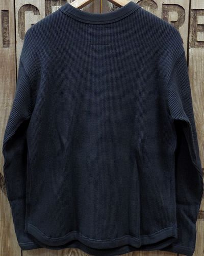 画像5: FULLCOUNT 5964 -HEAVY WEIGHT WAFFLE LONG SLEEVE T-SHIRTS-