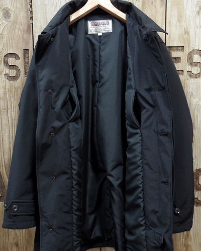 画像4: SUGAR CANE -T/C PADDING COAT-