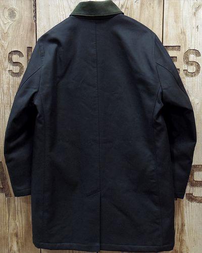 """画像5: Pherrow's """"19W-PHC1"""" Hunting Jacket Style Coat"""