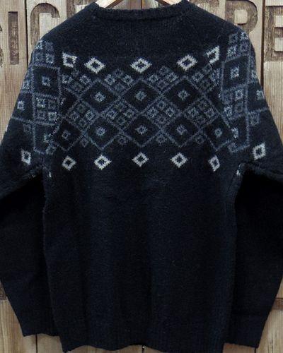 """画像5: Pherrow's """"19W-PSFS1"""" Jacquard Sweater"""