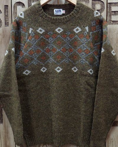 """画像2: Pherrow's """"19W-PSFS1"""" Jacquard Sweater"""