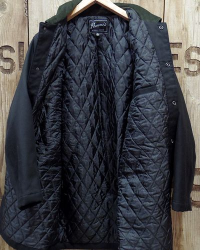 """画像4: Pherrow's """"19W-PHC1"""" Hunting Jacket Style Coat"""