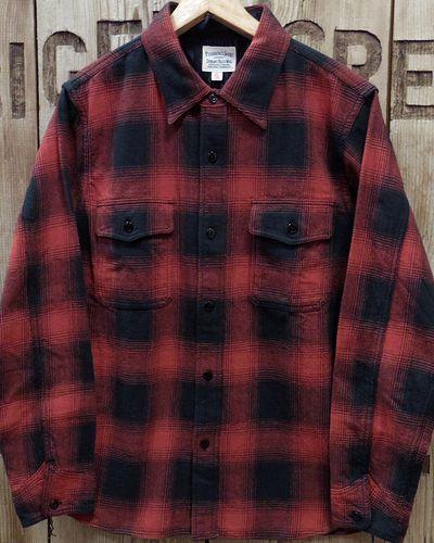 """画像1: Pherrow's """"19W-796HS"""" Hunting Shirts"""
