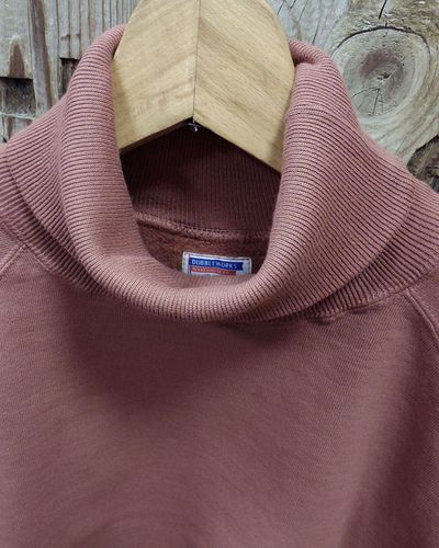 "画像3: DUBBLE WORKS ""TURTLENECK SWEAT SHIRT"""