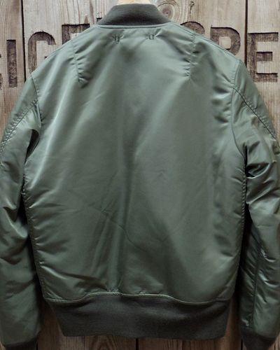 """画像5: Pherrow's """"19W-B-15B(MOD)-TD"""" Down Flight Jacket"""