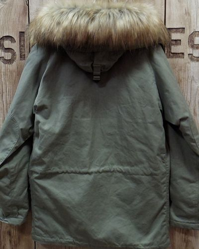 "画像5: Pherrow's ""19W-N-3B(MOD)-TD"" Down Jacket"