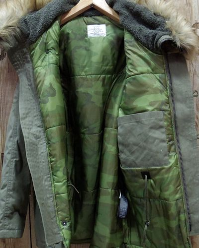 "画像4: Pherrow's ""19W-N-3B(MOD)-TD"" Down Jacket"