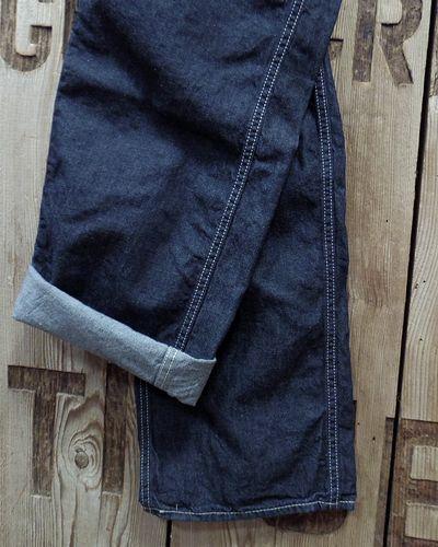 画像5: FULLCOUNT -DENIM CARPENTER PANTS-