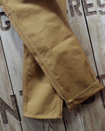 画像5: FULLCOUNT -No.8 CANVAS CARPENTER PANTS-