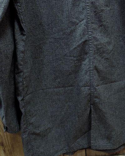 画像5: FULLCOUNT -COVERT BLACK CHAMBRAY ATELIER COAT-