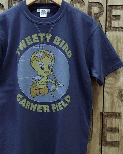 "画像1: TOYS McCOY -MILITARY TEE SHIRT ""GARNER FIELD""-"