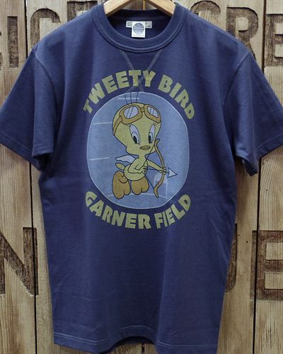 "画像2: TOYS McCOY -MILITARY TEE SHIRT ""GARNER FIELD""-"