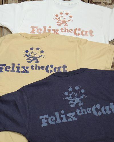 """画像5: TOYS McCOY -MILITARY TEE FELIX THE CAT """"Eyes of The Fleet""""-"""