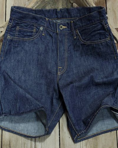 "画像2: JAPAN BLUE JEANS ""JB5200"" 10.5oz Jelt Denim SHORTS"