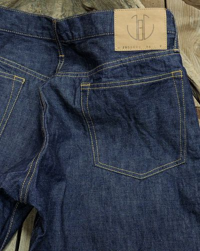 "画像5: JAPAN BLUE JEANS ""JB5200"" 10.5oz Jelt Denim SHORTS"