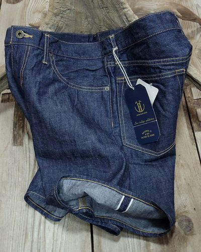 "画像4: JAPAN BLUE JEANS ""JB5200"" 10.5oz Jelt Denim SHORTS"