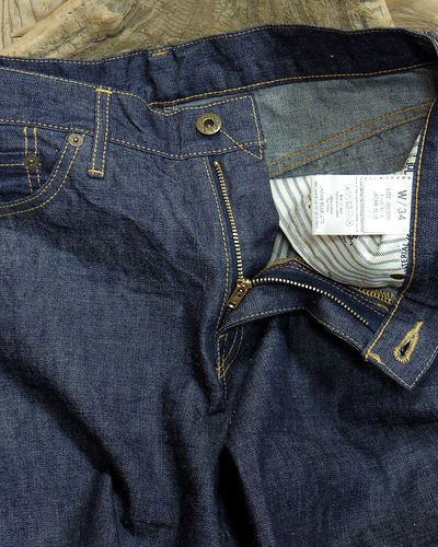 "画像3: JAPAN BLUE JEANS ""JB5200"" 10.5oz Jelt Denim SHORTS"