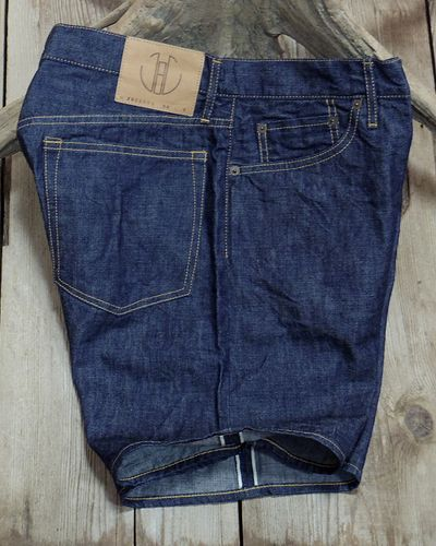 "画像1: JAPAN BLUE JEANS ""JB5200"" 10.5oz Jelt Denim SHORTS"