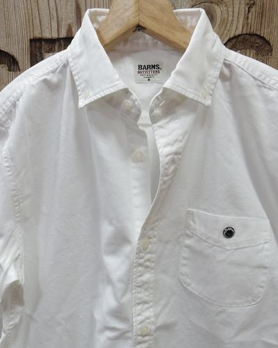 "画像2: BARNS ""OXFORD B.D. SHIRT"" BR-4965N"