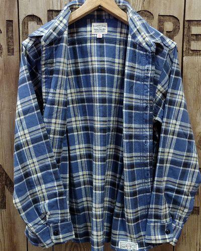 "画像4: Pherrow's ""20W-750WS-C"" Light Flannel"