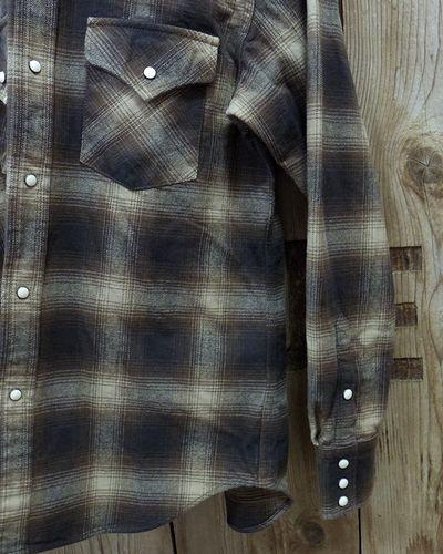 画像3: FULLCOUNT 4894CH -Check Flannel Western Shirt-
