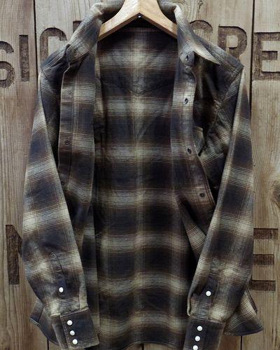 画像4: FULLCOUNT 4894CH -Check Flannel Western Shirt-