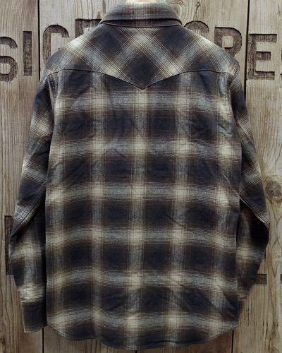 画像5: FULLCOUNT 4894CH -Check Flannel Western Shirt-