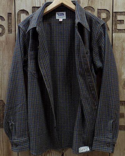 """画像4: Pherrow's """"20W-720WS"""" Heavy Flannel Shirts"""