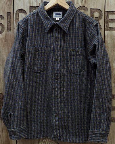 """画像1: Pherrow's """"20W-720WS"""" Heavy Flannel Shirts"""