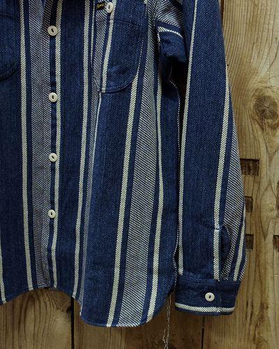 """画像3: Pherrow's """"20W-720WS"""" Heavy Flannel Shirts"""